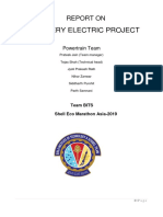 TB - Battery Electric Project