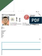 Dawid Kownacki - Profilo Giocatore 18_19 _ Transfermarkt