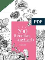 200 Receitas LowCarb [Bonus].pdf