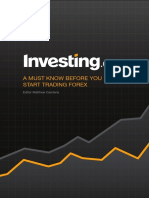 Must Know Before You Start Trading Forex