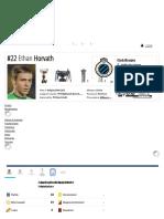 Ethan Horvath - Profilo Giocatore 18_19 _ Transfermarkt