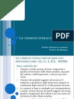Lege Italiana Intracomunitare 427-1993