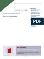Roadmap on solar water splitting.pdf