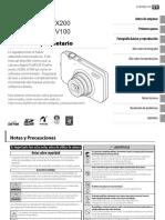 Fujiflim Finepix Jv200. Manual Español
