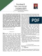 Praktikum Sistem Mikroprosesor Modul 2