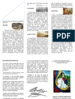 Triptico Bolivar Conservacionista