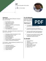 Shreejesh CV