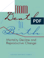From Death to Birth - Cohen and Montgomery