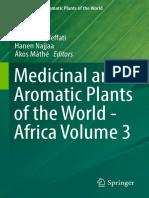 Mohamed Neffati, Hanen Najja, Ákos Máthé (Ed.) - Medicinal and Aromatic Plants of the World - Africa Volume 3 (2017).pdf