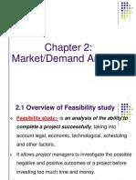 Chapter 2 Market Demand Analysis
