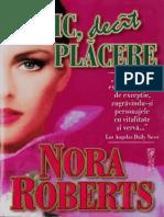 Chesapeake Bay 1 Nora Roberts - Nimic Decat Placere.pdf