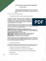 Acta Sesion de Constitucion