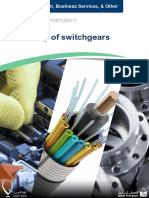 Tawteen EBrochure Assembly of Switchgears