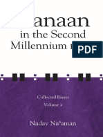 Canaan in the Second Millennium B.C.E..pdf