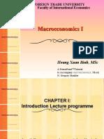 Macroeconomics i 2009