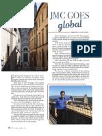 jmc goes global spread