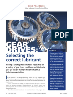 Gear Drives_Selecting the Correct Lubricant