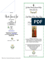 2019 -21 May-matlit- St Constantine & St Helena