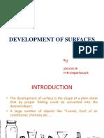 Unit-4_Development of Surfaces