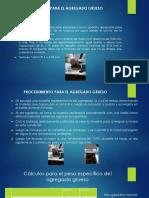Diapositivas de Peso Especifico y Absorcion (1)