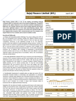 Research Report Bajaj Finance Ltd