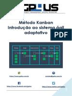 Metodo Kanban - Introdução Ao Sistema Ágil Adaptativo