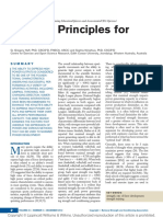 Training Principles for Power(2)