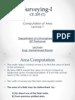 7 Area Computation.ppt