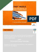 Fuel Nozzle New Design
