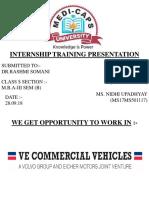 VECV Presentation
