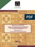 MATERIAL TRATADO  JURISPRUDENCIA TC PERUANO INDUCCION.pdf