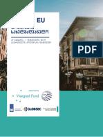 Report EU - Batumi Training Manual