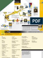 Equipment Brochure 2009