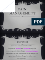 Modul Pain Management Sie