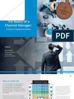 Channel Manager Buyer Guide eBook