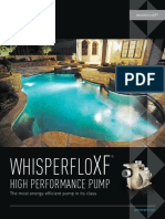 WhisperFloXF High Performance Pump English