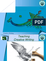 Creative Writing Brief