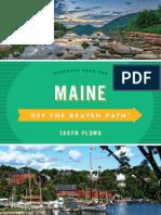 Maine Off the Beaten Path - Taryn Plumb