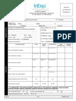 ApplicationForm Infosys