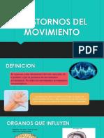 Trastornos Del Movimiento