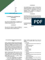 decreto 21-2009