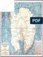 1920 Antartic Map