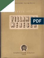 Karsa Villamos Mérések