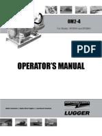TM-048 90kW Generator, Northern Lights Model OM2-4, Operator