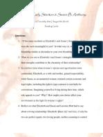 Elizabeth Cady Stanton and Susan B. Anthony Reader's Guide