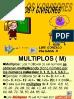 Multiplos y Divisores 4c2ba1