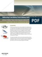 Battery Pack White Paper