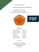 Makalah Pengantar Pengembangan Sistem Dan Analisis Sistem