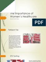 womens healthcare