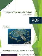 Ilhas Artificiais de Dubai